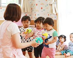 0歳~2歳児 クラス活動